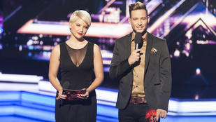 Az RTL Klub ráijesztett Szabó Zsófira