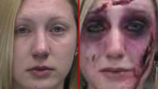 Három órán belül kétszer kapták el ittas vezetésért a zombinak sminkelt nőt