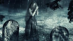 Érintetlen maradt a kő alól exhumált boszorkány sírja