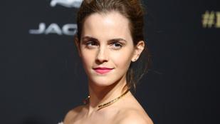 Emma Watson cuki volt az amerikai BAFTA-n