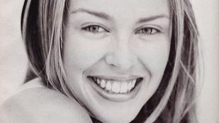 Kylie Minogue így nézett ki 20 éve