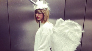 Taylor Swift megnyerte a Halloweent