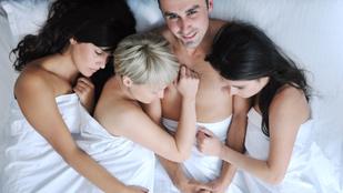 Sok szex sok nővel, és garantáltan nem lesz prosztatarákja