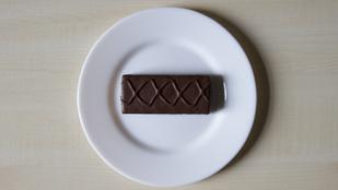 Felismeri a csokikat a csomagolásuk nélkül?