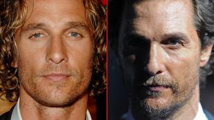 Így lett McConaughey ízléstelen nyálgépből tökéletes színész