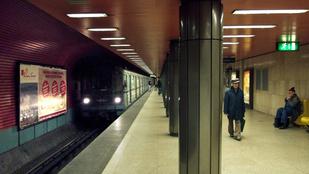 Téves riasztás miatt nem járt a 3-as metró