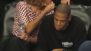 Elkészültek a legjobb képek Beyoncéról és Jay Z-ről