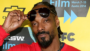 Így cuppog zene nélkül Snoop Dogg
