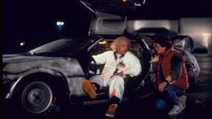 Michael J. Fox karrierjét a Vissza a jövőbe mentette meg