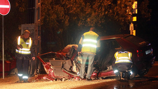 Halálos baleset történt Zsámbékon