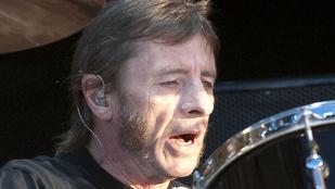 Mégsem akart embert öletni az AC/DC dobosa