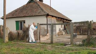 Megölte idős feleségét egy tiszadobi férfi