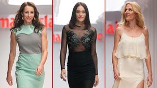 Heti trend: Wolf Kati mellbimbót villantott a divatért