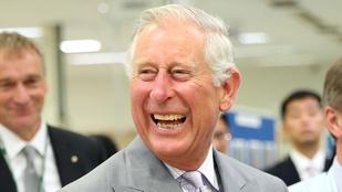 Károly herceg tényleg vicces, bebizonyítjuk