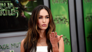 Véres testtel pózol Megan Fox James Franco mellett