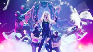 Britney Spears megmutatta új pasiját