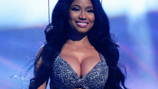 Nicki Minaj dekoltázsa nyerte az MTV EMA-t