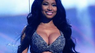 Nicki Minajt az új klipje miatt támadják