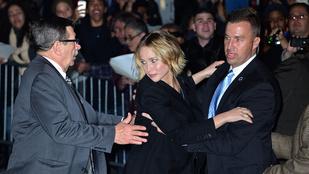 Jennifer Lawrence-ről drámai fotók készültek