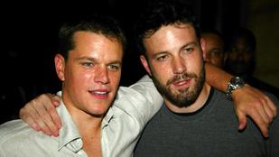 Ben Affleck és Matt Damon pisikardozni szoktak