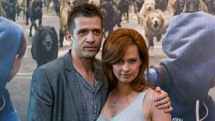 Szőke színésznő miatt hagyták el Dobó Katát