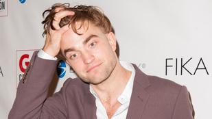 Robert Pattinsonnal valami nagyon rossz történt