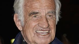 Belmondo 81 évesen is nagyon laza