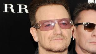 Napi összeesküvés: valaki Bono életére tör