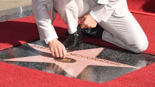Matthew McConaughey kapott egy csillagot