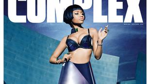 Nicki Minaj gyereket akar