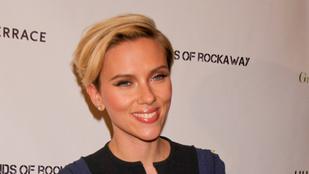 Jól áll Scarlett Johansonnak a rövid haj?