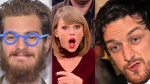Az elmúlt hét legfurább celebképei
