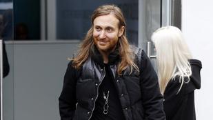 David Guettát nem a szépsége tette híressé