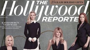 7 híres színésznő egy címlapon, felismeri őket?