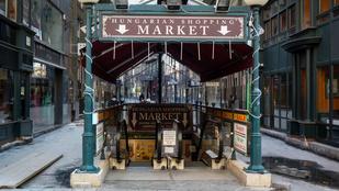 A Váci utca a világ 42. legdrágább bevásárló utcája