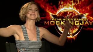 Jennifer Lawrence megmutatta, milyen kis szerencsétlen