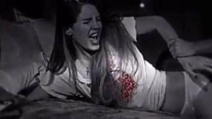 Lana del Reyt megerőszakolják egy videón, ez okoz közfelháborodást