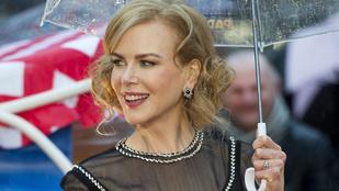 Bréking: Nicole Kidman gyönyörű volt
