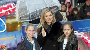 Kate Moss lánya egyre szebb