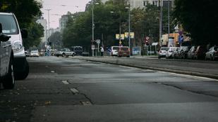 Ezt is megértük: felújítják a Fehérvári utat