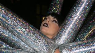Lady Gaga karácsonyfadísz szeretne lenni