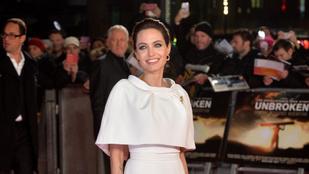 Angelina Jolie nagyon érzi az eleganciát