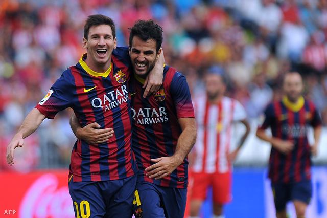 Messi és Fabregas barátsága is szempont lehet