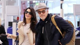 Ilyen George Clooney öltöny nélkül