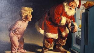 Kötelező karácsonyi kólareklám-evolúció