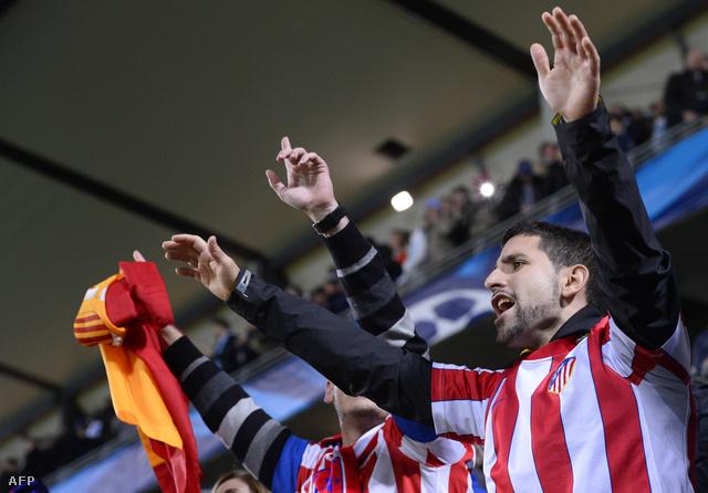Az Atlético-elnök szerint szurkolóik között bűnözők is vannak