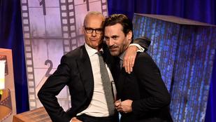 Ez nem Sting, hanem Michael Keaton!