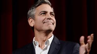 George Clooney újra tévésorozatban szerepel