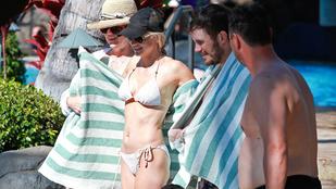 Nézze meg szexi Chris Prattet és szexi feleségét!