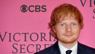 Ed Sheeran ölelése nem igazán őszinte
